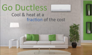 Ductless Split HVAC Systems