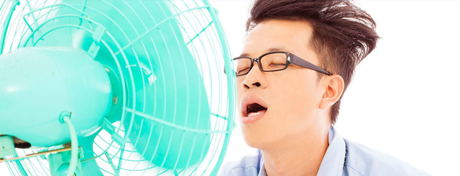 Air Conditioning vs Fan Power