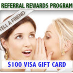 Referrals Reward Program